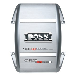 Boss Audio CXX354 Chaos Exxtreme II 400-Watt Full Range, Class A/B 2
