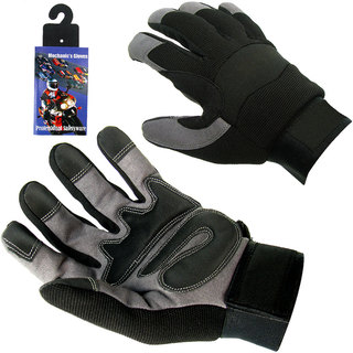 High-performance Spandex Mechanic Gloves