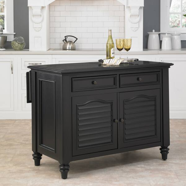 Shop Bermuda Kitchen Island by Home Styles - Free Shipping ...