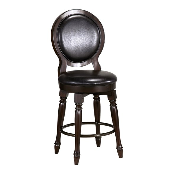 Bermuda Swivel Counter Stool by Home Styles