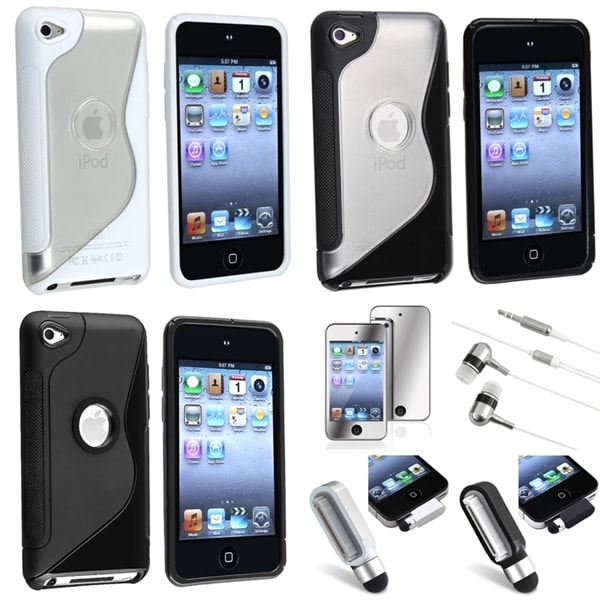 BasAcc Case/ Screen Protector for Apple® iPod touch Generation 4