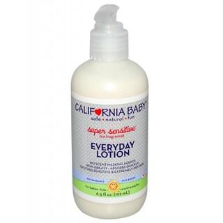 California Baby Super Sensitive Everyday 6.5-ounce Lotion