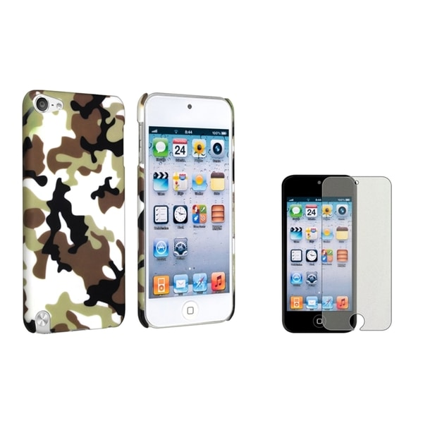 BasAcc Case/ Screen Protector for Apple iPod touch Generation 5