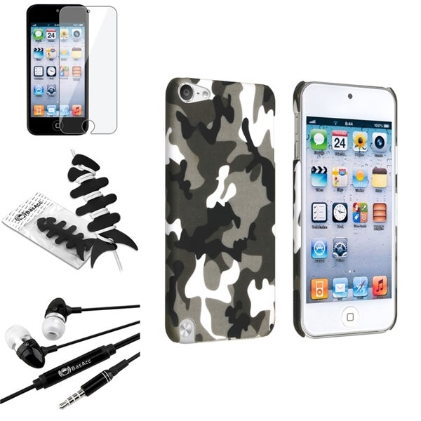 BasAcc Case/ Screen Protector/ Wrap for Apple® iPod touch Generation 5