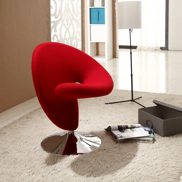 Sensational Shop Ziggy Swivel Leisure Chair Free Shipping Today Interior Design Ideas Clesiryabchikinfo