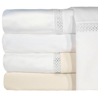 Grand Luxe Egyptian Cotton Duetta 1200 Thread Count Sheet Separates