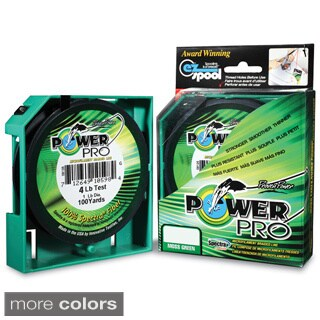 Power Pro Braided 100-Pound 500-Yard Microfilament Fishing Line