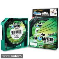 Power Pro Braided 80-Pound 500-Yard Microfilament Fishing Line