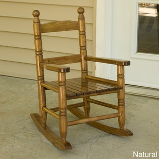 Knollwood Classic Child's Porch Rocking Chair