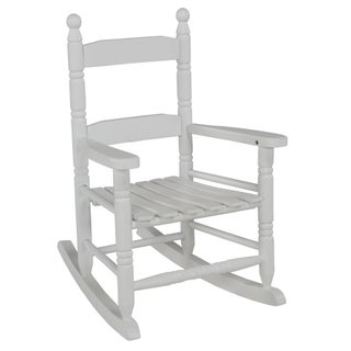 Knollwood Classic Child's Wood Porch Rocking Chair