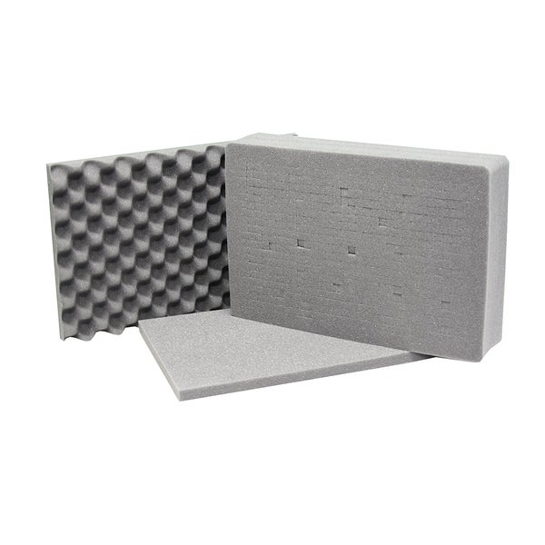 Pelican 1501 3 Piece Replacement Foam Set