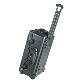 Pelican Black 1510 Foam-Free Carry On Case