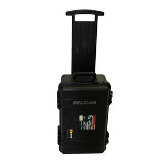 Pelican Black 1510 Foam-Free Carry On Case