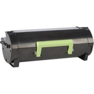 Lexmark 501G Toner Cartridge - Black