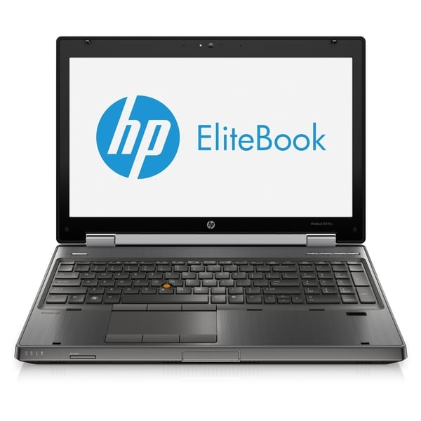 "HP EliteBook 8570w 15.6"" LCD Notebook - Intel Core i5 (3rd Gen) i5-33"