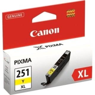 Canon CLI-251XL Original Ink Cartridge - Yellow