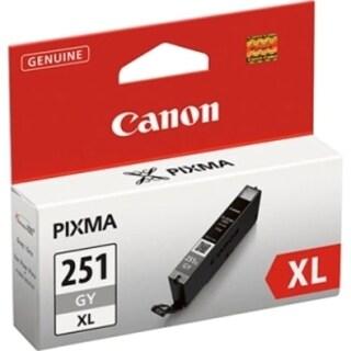 Canon CLI-251GY XL Original Ink Cartridge - Gray