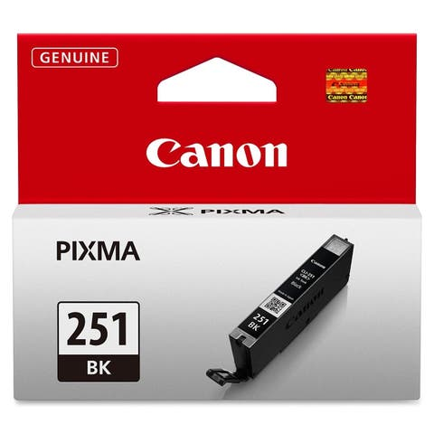 Canon CLI-251BK Black Ink Cartridge