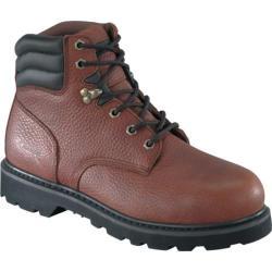 Men's Knapp K5020 Brown Tumbled Full Grain Leather