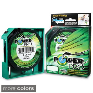 Power Pro Braided Microfilament 150-yard Fishing Line