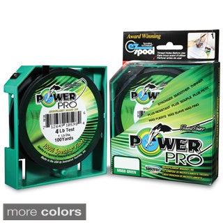 Power Pro Braided Microfilament 500-yard Fishing Line