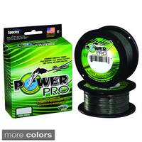 Power Pro Braided Microfilament 65-pound 150-yard Fishing Line - 65 lb to 150 yd