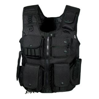 Leapers Inc. UTG Law Enforcement Tactical Vest Black