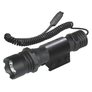 Leapers UTG Combat 26-mm IRB LED Flashlight and Weaver Ring