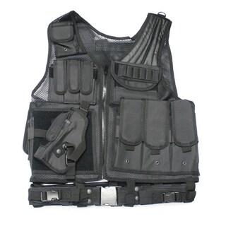 Leapers UTG 547 Black Law Enforcement Tactical Vest