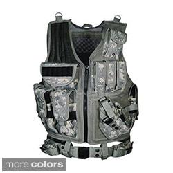 Leapers Inc. UTG 547 Tactical Vest Black