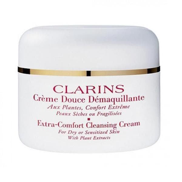 Clarins Extra-Comfort Cleansing Cream with Shea Butter