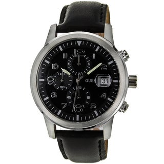 Guess Men's Classic Chronograph Watch