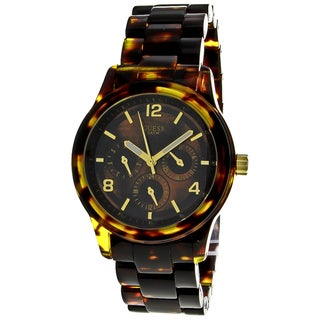 Guess Women's Spectrum Plastic Water-Resistant Watch