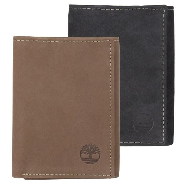 Timberland Men's Slim Tri-fold Wallet