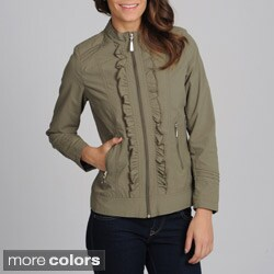 Nuage Women's 'Sydney' Breathable Zip-up Jacket