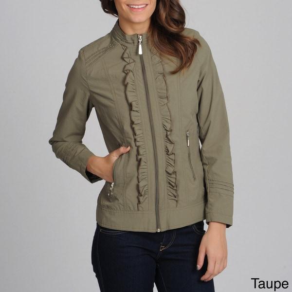 Nuage Women's 'Sydney' Breathable Zip-up Jacket