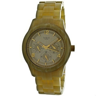Guess Women's Spectrum Plastic Watch|https://ak1.ostkcdn.com/images/products/7730984/7730984/Guess-Womens-Spectrum-Plastic-Watch-P15132068.jpg?_ostk_perf_=percv&impolicy=medium