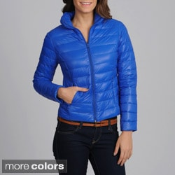 Nuage Women's 'Leonardo Lady' Lightweight Puffer Jacket