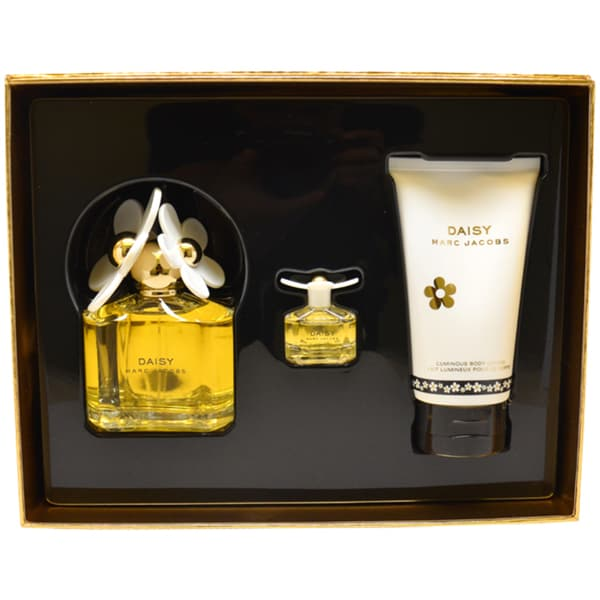 940adadcd89c Shop Marc Jacobs Daisy 3-piece Fragrance Gift Set - Free Shipping Today -  Overstock - 7731008