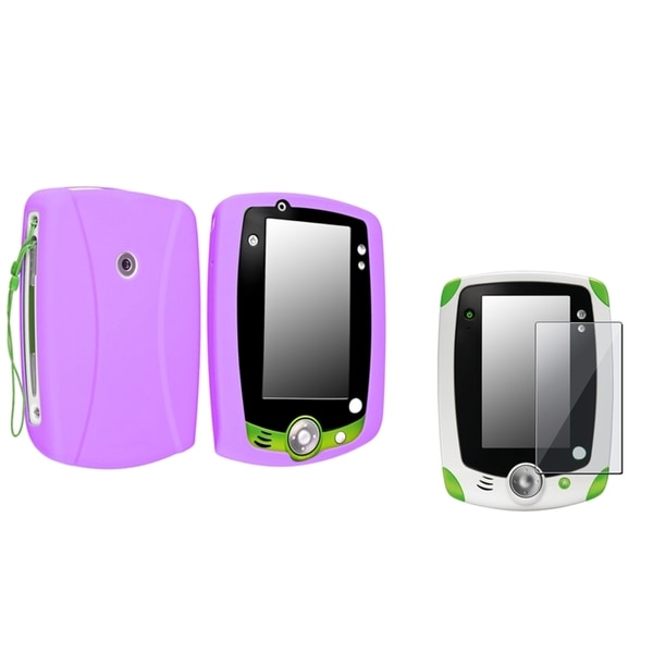 INSTEN Phone Case Cover/ Screen Protector for LeapFrog