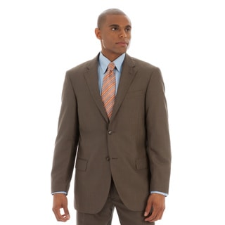 Dockers Men's Tan Two-button Suit Separate Coat