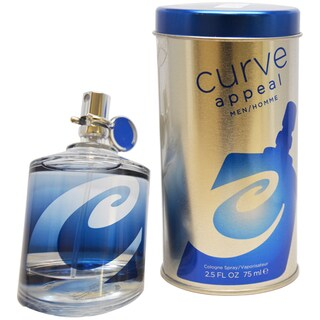 Liz Claiborne Curve Appeal Men's 2.5-ounce Cologne Spray