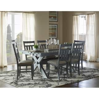 Powell 7-piece Chester Dining Set|https://ak1.ostkcdn.com/images/products/7731115/P15132170.jpg?impolicy=medium