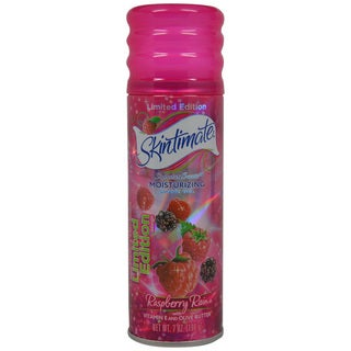 Skintimate Moisturizing Raspberry Rain Women's 7-ounce Shave Gel