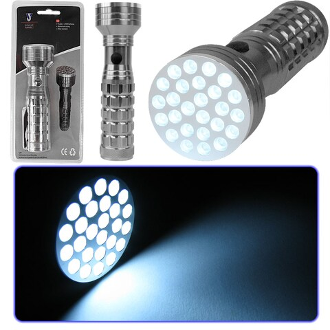 Whetstone 26-bulb LED Flashlight/ Worklight