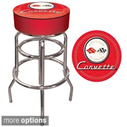 Corvette Padded Bar Stool