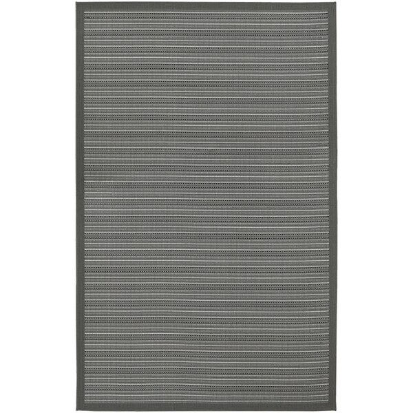 Five Seasons Grey Baja Coast Rug (7'6 x 10'9)