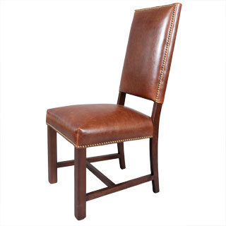 Winston Leather Dining Chairs (Set of 2)