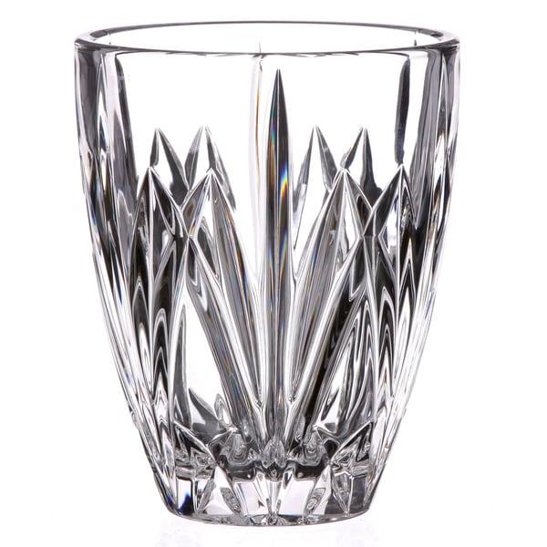 Waterford Brookside Hurricane Vase