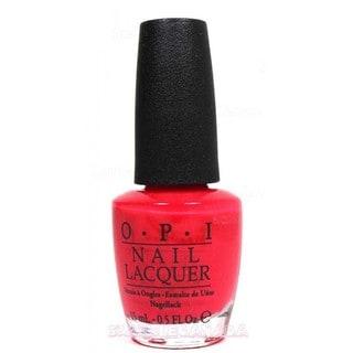 OPI Cajun Shrimp Nail Lacquer